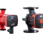 Islak Rotorlu Sirkülasyon Pompaları